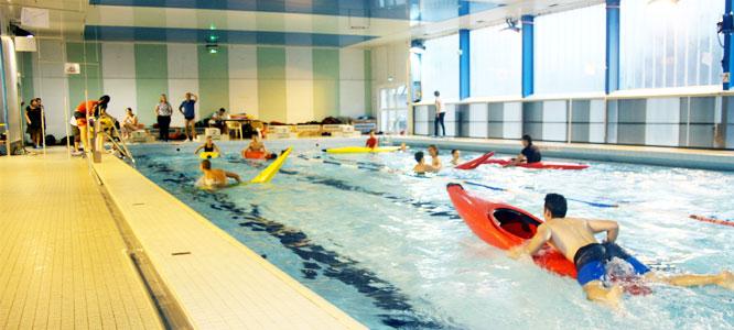 La piscine jean marie feve rouvre ses portes communaut for Piscine de luneville